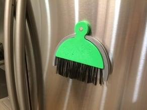 Mini Broom & Dust Pan