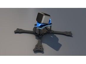 Emax Hawk 5 GoPro Mount with VTX Antenna holder V2