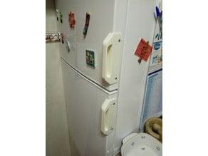 asa nevera teka // refrigerator handle teka