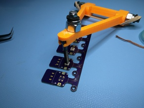 Solder Assistant/Gravity Clamp