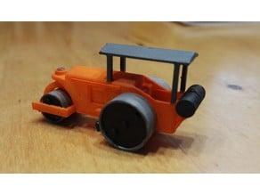 Steamroller n-scale