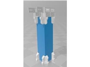 Guard Tower (Cardboard) - WH40k
