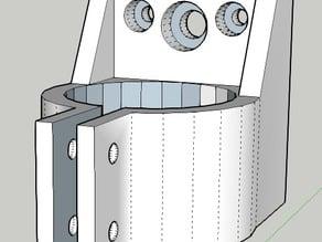 40mm Speaker Pipe Clamp