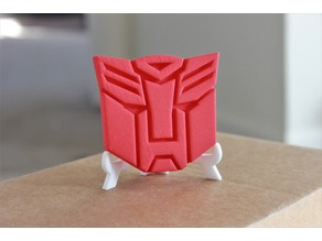 Transformers Autobots Fridge Magnet