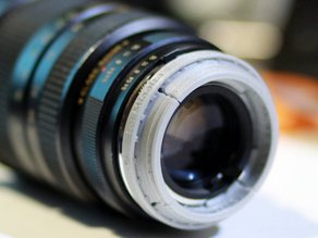 GuerillaBeam SLR lens adapters