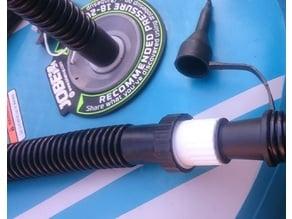 ISUP Bravo pump adapter