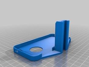 Nerf I Phone 5 holder