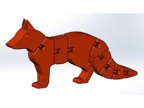 Flexi Fox