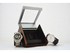 Watch Case Build