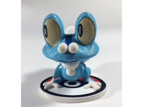 Froakie Pokémon Character