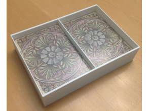 Condottiere board game card tray