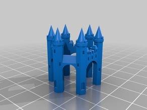 3D Catan Round Game Pieces addon (Metropolis)