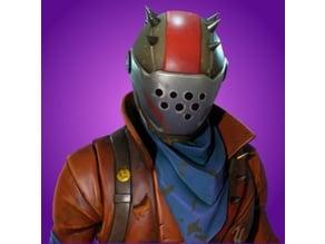 "Fortnite ""Rust Lord"" Helmet"
