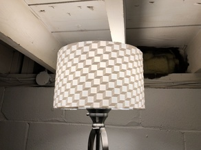 Cubic Lampshade