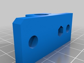 Y Rod Holder for AM8 (for use with corner brackets)