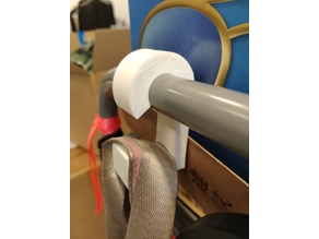 Hook for IKEA Draggan Trolley