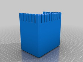 Overflow box