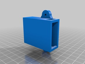 Rocker Switch Case for Side Mounting