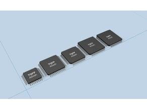Model - TQFP ICs