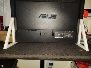 Asus VH238 Monitor Stand
