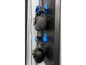 Wall Mount bracket for 3M Ear Muffs