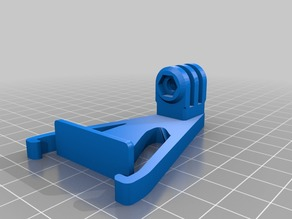 CR10 X-Axis Camera Mount 2 Modular Mounting System