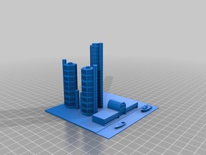 Detroit Micro City Project