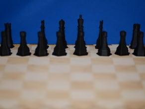 Kinda Mini Chess Set!
