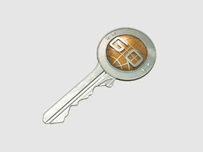CSGO weapon case 1 key