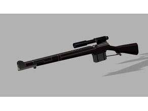 Marksman Rugged Enfield Laser Rifle