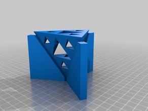 My Customized Sierpinski tetrix
