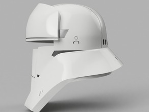 Tank Trooper Helmet Star Wars Rogue One