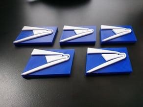 USPS Fridge Magnet