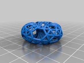 snub trihexagonal torus