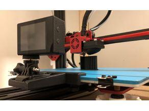 gopro camera mount for alfawise u20, CR10 & Co