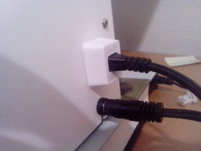 Printrbot Play USB holder