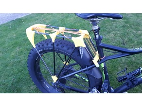 FatBike Luggage Rack