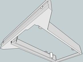 Bracket For RAMPS On Kossel Mini