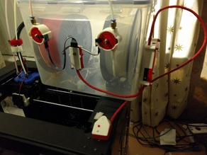 Airtight Filament delivery system MK2 (more Airtight, higher Tech)