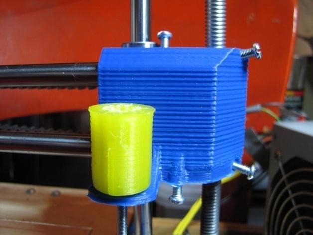 Printrbot modified parts.