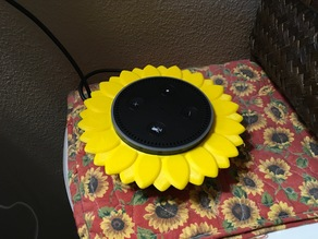 Dot Sunflower