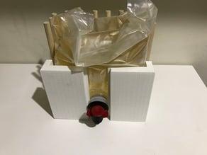 Boxed Wine Bag Holder