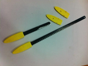 MakerBot build part removal tool