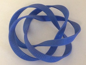 (5,3) Ribbon Torus Knot