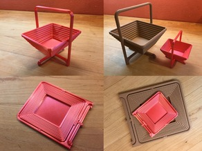 Mini Collapsible Basket
