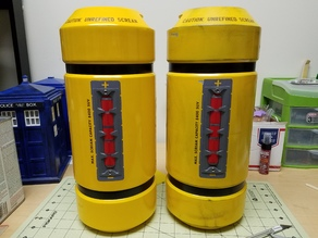Monsters Inc. Scream Canister