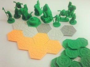 Pocket-Tactics (Third Edition): Iolosian Trade Guild