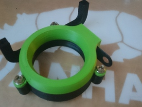Wanhao D5s cooling duct