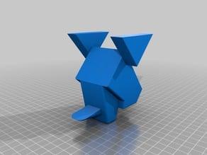A Blocky Duck