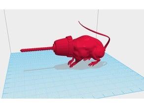 We3 Drill Head Rat